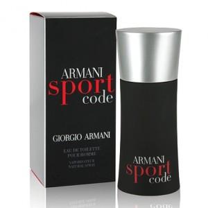 ARMANI CODE SPORT, EDT 75ML VAPO
