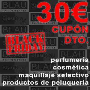 BLACK FRIDAY: 30€ DE REGALO POR 100€ DE COMPRA