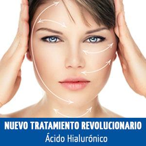 Tratamiento Micropunción, Ácido Hialurónico